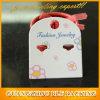 個人化された方法宝石類の札によって印刷される花の札