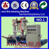 Mini machine d'expulsion en nylon en nylon de machine d'expulsion de machine d'expulsion de film mini avec l'inverseur de delta