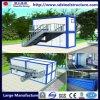 matériau de construction de maisons de conteneur de 20FT