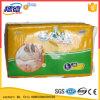 Fabricantes sonolentos do tecido do bebê do algodão da alta qualidade em China