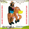 Erwachsene populäre Partei 2015 aufblasbares Blimpz Pferd Junpsuit Kostüm