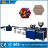 3 Farben-Trinkhalm, der Maschine herstellt
