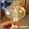 Tipo bulbo da lanterna do filamento do diodo emissor de luz (L-4W)