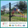 Galvanized/PVCによって塗られる溶接された網の塀の塀のゲート
