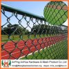 PVCはチェーン・リンクの塀/電流を通されたチェーン・リンクの塀の網に塗った