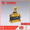Nenhuma máquina de estaca hidráulica da barra do cobre da barra da sucata (CWC-200)