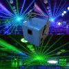 Luz do estágio de CE&RoHS projetor do laser do texto de um RGB de 5 watts