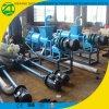 Fourniture de porc / poulet / canard / vache / élevage / filtre à particules liquide solide, machine de déshydratation des déchets animaux