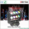 LED Product 8PCS*10W RGBW LED Spider Beam Moving Head Light
