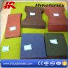 Mattonelle di gomma della gomma del quadrato della pavimentazione di ginnastica di prezzi poco costosi