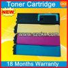 Kompatible echte Laser-Kopierer-Farben-Toner-Kassette für Kyocera Tk550/Tk552/Tk554