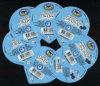 高品質のプラスチックコップのシーリングホイル、シーリングLiddingホイル、酪農場のシーリングホイル