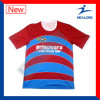 Jersey du football du Jersey du football de sublimation