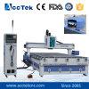 Линейная автоматическая машина маршрутизатора CNC Woodworking изменителя инструмента