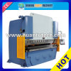 Imprensa hidráulica, imprensa do freio do CNC, máquina de dobra da máquina do freio