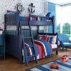 米国式の木の二段ベッドはからかう二段ベッド(M-X1008)を