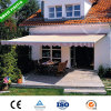 屋根のための外の現代引き込み式の陰の日除け