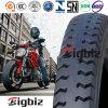 Évaluer un pneu butylique sans chambre de moto