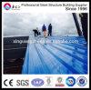 Almacén prefabricado de la estructura de acero del bajo costo y de la alta calidad