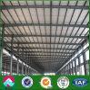 Almacén de la estructura de acero de la fábrica de la pared del panel de Sanwich