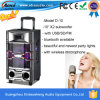 Neues Product Promotion Active PA Speaker mit 5 Levels Equalizer