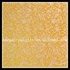 Goldene PVC-Verkleidung