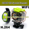 Планка запястья руки дистанционное полное HD WiFi делает камеру водостотьким спорта (F20)