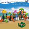 Equipamento ao ar livre do campo de jogos do mundo do oceano para os miúdos Hf-12101