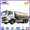 Kundenspezifischer 10 Fächer Sinotruck HOWO 6*4 der Rad-20kl 6 Edelstahl-Kraftstoff-Tanker-LKW verkauft an Philippinen