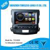 2 DIN Car DVD met GPS voor Mitsubishi Outlander