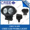 20W lampe fonctionnante de lumières de camion du CREE DEL