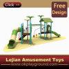Apparatuur van de Speelplaats van de Kinderen van Ce de Plastic Openlucht voor Park (x1229-2)