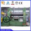 máquina de rolamento universal W11S-100X3000 da placa do rolo superior