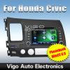 7 '' radio de navigation de système stéréo Sat Nav de la voiture DVD GPS de HD TV Bluetooth pour Honda (VHC7035)