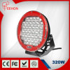 Offroad Vehicle를 위한 9 인치 크리 말 320W 25600lm LED Work Light