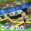 ASTM Chine Professional Manufacturer soit Customized Kids Indoor Trampoline Bed pour Amusement Trampoline Park