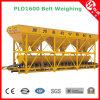 Correia da exatidão PLD1600 elevada que pesa a máquina de Batcher