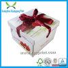 Empaquetado promocional respetuoso del medio ambiente de encargo del rectángulo de torta
