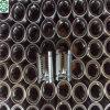 voor CNC het Glijden van de Motie van het Type van Kooi van het Staal van de Koppeling van de Printer van de Machine het Open Lineaire Dragen Lm80uuop