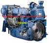 Van de Diesel van Weichai Wd10c278-21 de Mariene Motor Boot van de Motor (278HP/2100RPM)