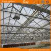 Planting Vegetables를 위한 튼튼한 다중 Span Glass Greenhouse