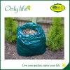 Saco verde dobrável do saco do escaninho da recusa do desperdício do agregado familiar do jardim de Onlylife