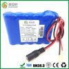 Супер батарея Li-иона емкости 18650 защищенная