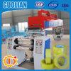 Gl--500c粘着テープのための中型の透過カートン装置