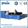Aço inoxidável/de aço/alumínio 500With 750W de carbono máquina de estaca do laser da folha de metal do laser da fibra