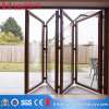 Cadre spécial en alliage d'aluminium Grande porte pliante