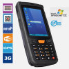 Escáner Multi Touch interfaz Bluetooth de código de barras 1D inalámbrica