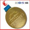 Médaille faite sur commande bon marché de médaillon de souvenir en métal de vente chaude