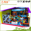 La cour de jeu d'intérieur de modèle de mode badine le ce de parc d'attractions de pièce de jeux