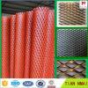 高品質の高い抗張拡大された鋼鉄網